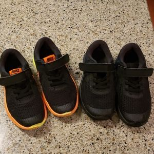 Nike Little Kids Revolution 4 Sneakers - 2 Pairs